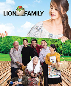 Lion Family (Aslan Ailem) Tv Series