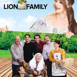 Lion Family (Aslan Ailem) Tv Series Poster