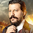 Ilker Aksum as Cox (episodes 1-19)